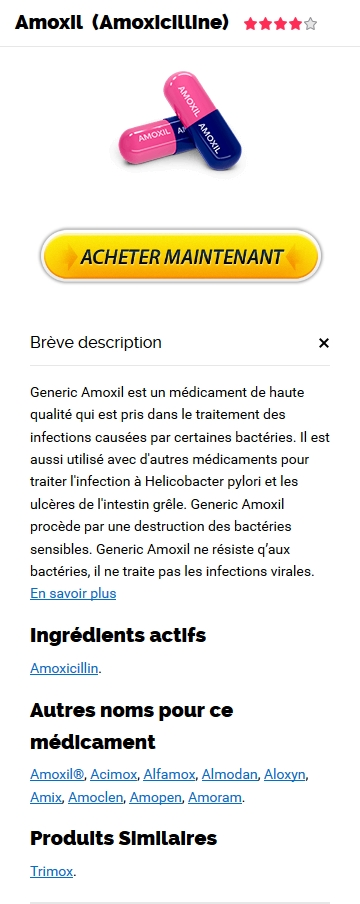 Generique Amoxil 250 mg France