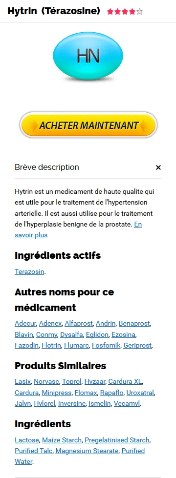 Terazosin Generique En France