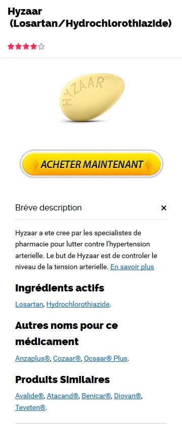 Combien Coute Le Hyzaar 50 mg