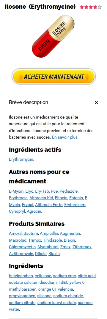 Generique Erythromycin En France