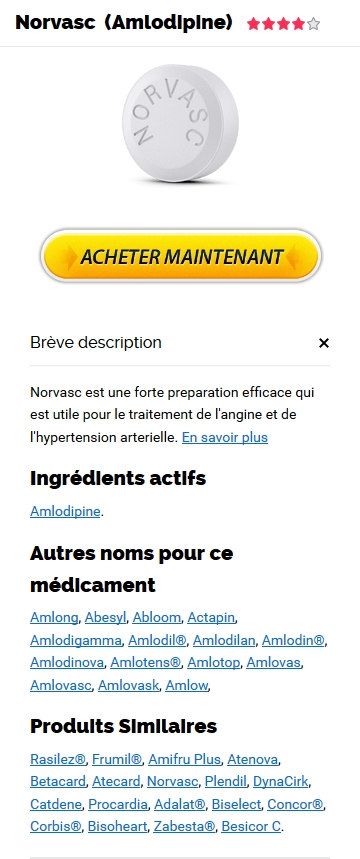 Norvasc 2.5 mg Sur Internet