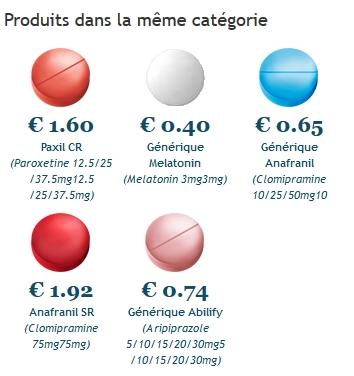 Paxil 30 mg En Français