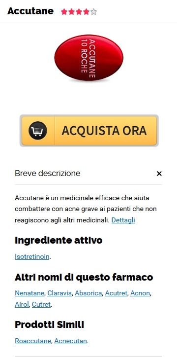Quanto costa Accutane Isotretinoin Generico in King City, CA