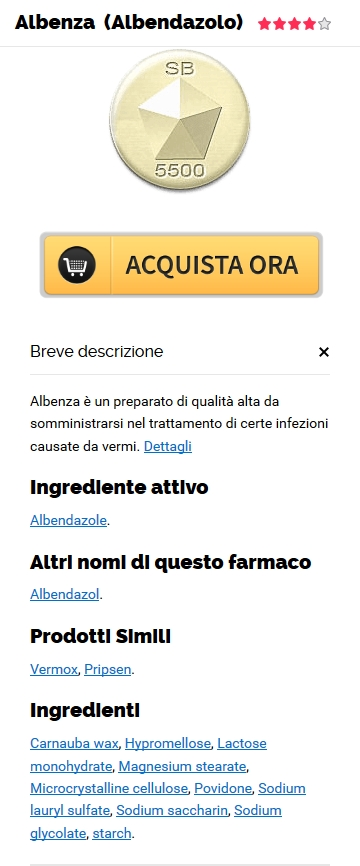 In linea Albendazole 400 mg Ordine in Oil City, PA