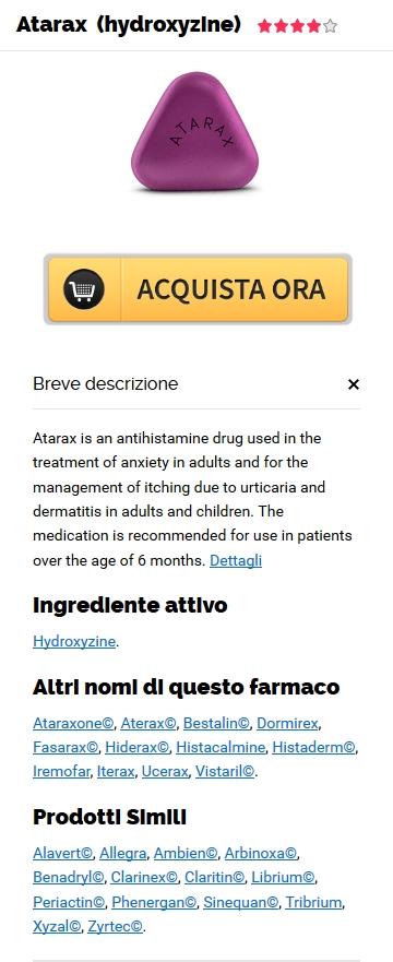 Hydroxyzine 25 mg Acquista Generico in Brighton, CO