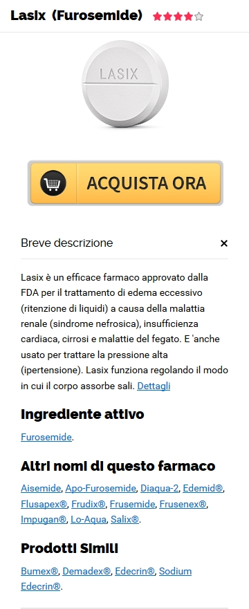 Sconto 40 mg Lasix Generico in Union City, OH