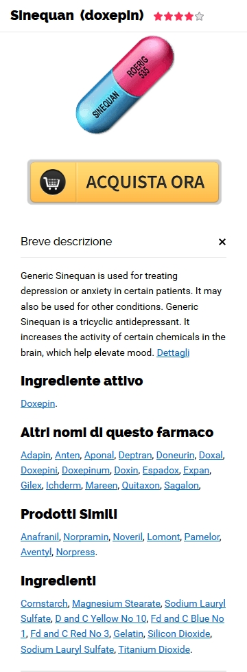 In linea Doxepin hydrochloride 10 mg A buon mercato in Lexington, NE