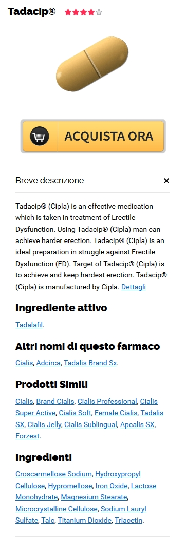 Migliore farmacia Per ordinare Tadacip Tadalafil in New Hope, MN