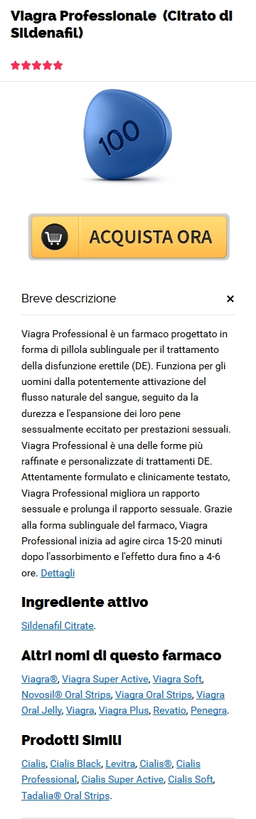 Generico Professional Viagra 100 mg Acquista in Irrigon, OR