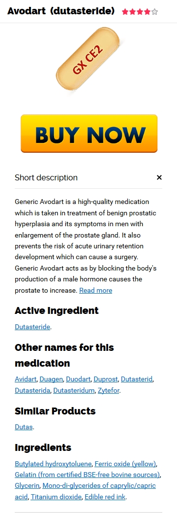 Avodart 0.5 mg pillen