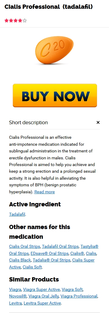 Cialis Professional 20 mg goedkoop