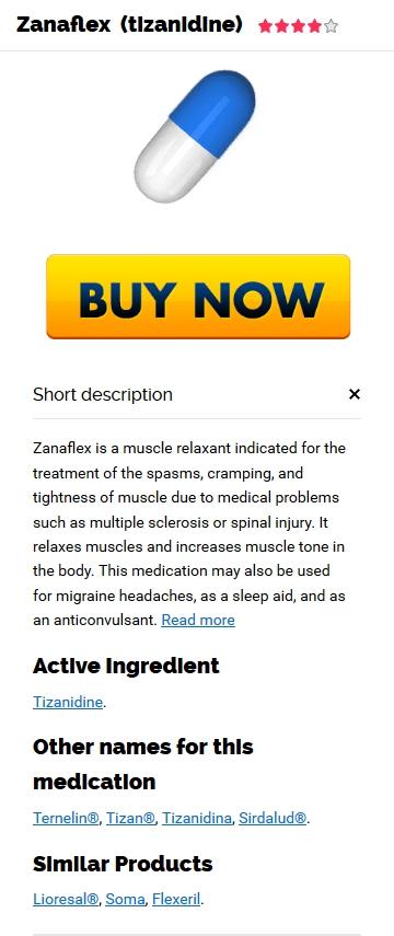 Zanaflex 4 mg prijs Gent