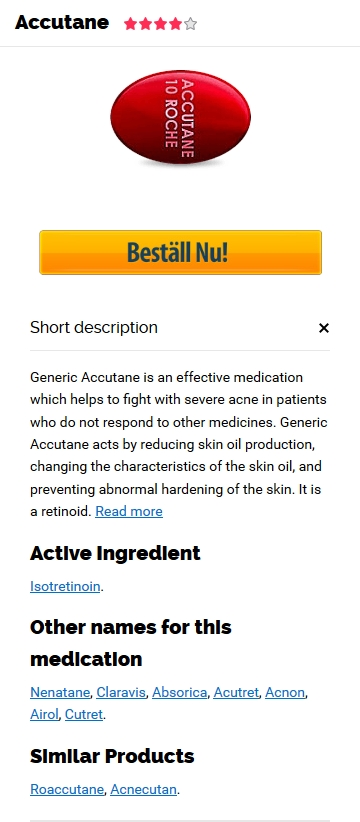 Piller Accutane 40 mg Inköp