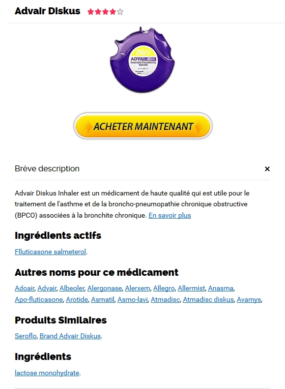Comment obtenir la prescription en ligne de Advair Diskus 250 mcg in Glendale, CO