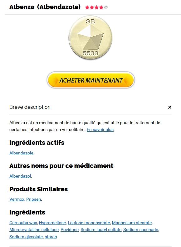 Vrai Albenza 400 mg en ligne in Winfield, IA