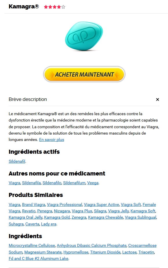 Marque Kamagra pour la commande. Pharmacie Web