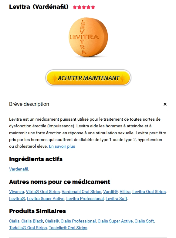 Acheter Du Levitra Super Active 20 mg En France