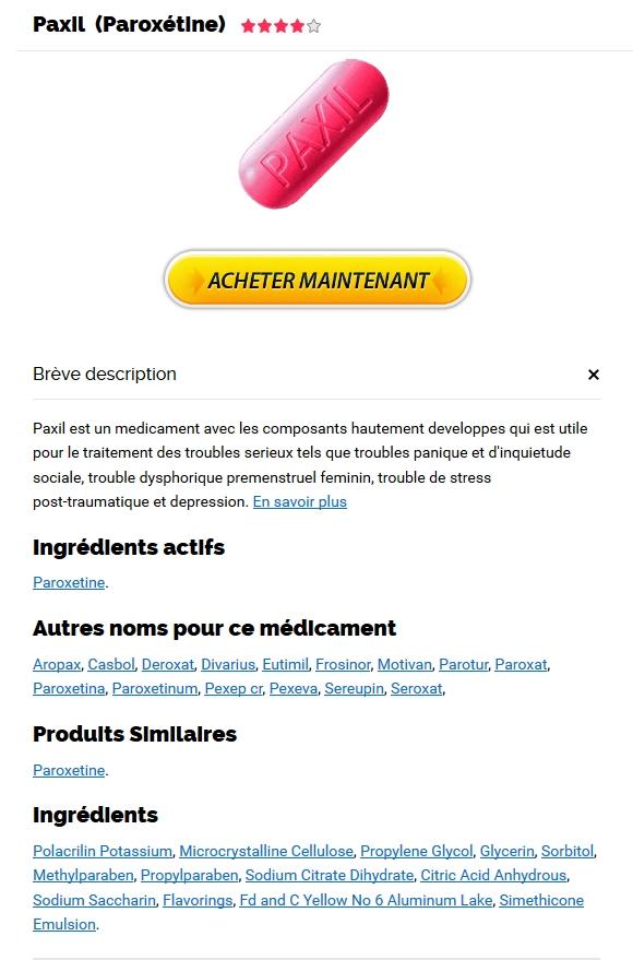 Acheter des Paxil 10 mg avec ordonnance in Aliceville, AL
