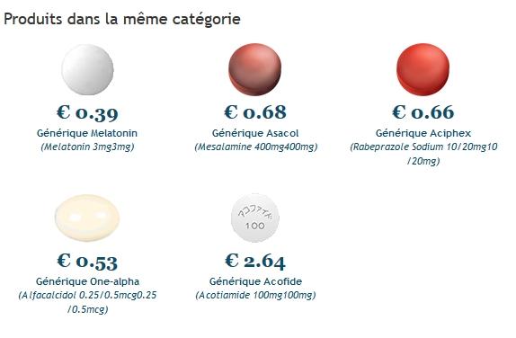 Acheter Ondansetron France
