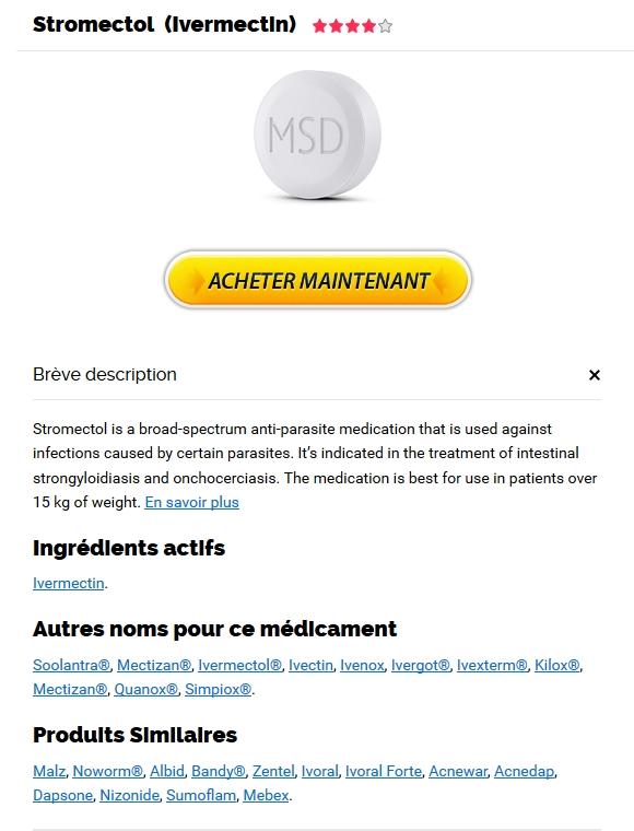 Commande Stromectol 12 mg pas cher in Lemoore, CA