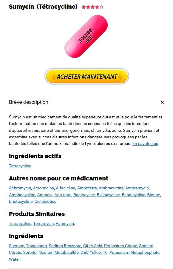 Internationale Pharmacie / Sumycin générique pour la commande / Pilules génériques en ligne