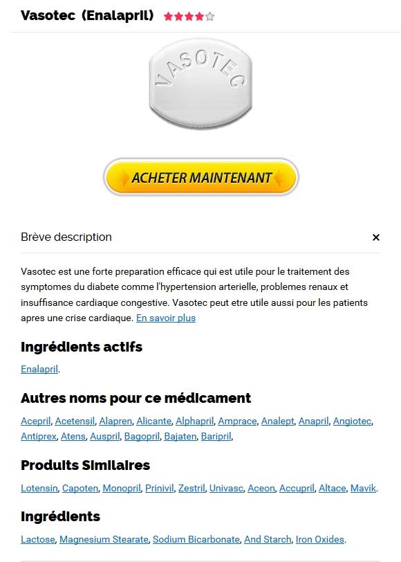 Acheter des Vasotec 2.5 mg génériques en ligne en toute sécurité – Meilleure offre sur les médicaments génériques