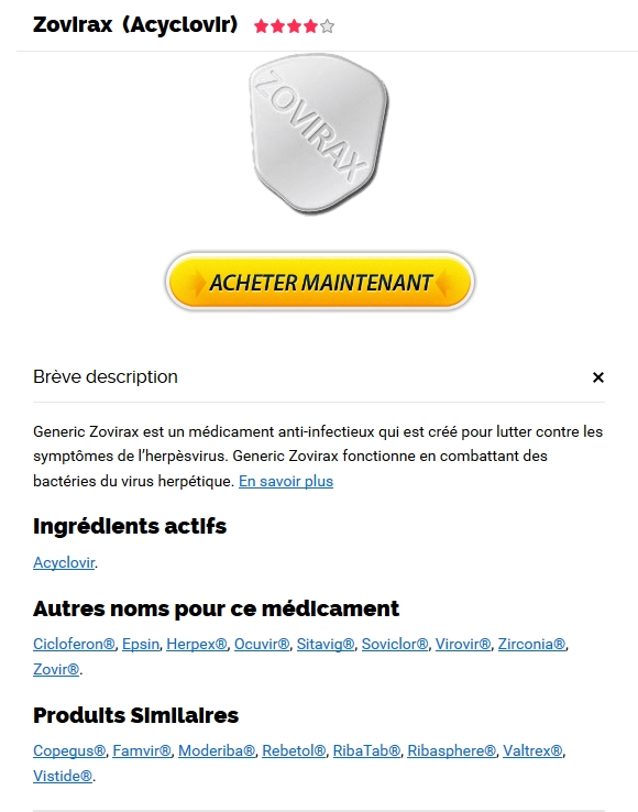 Achat en ligne de pilules de Zovirax 200 mg in Monroe, WI