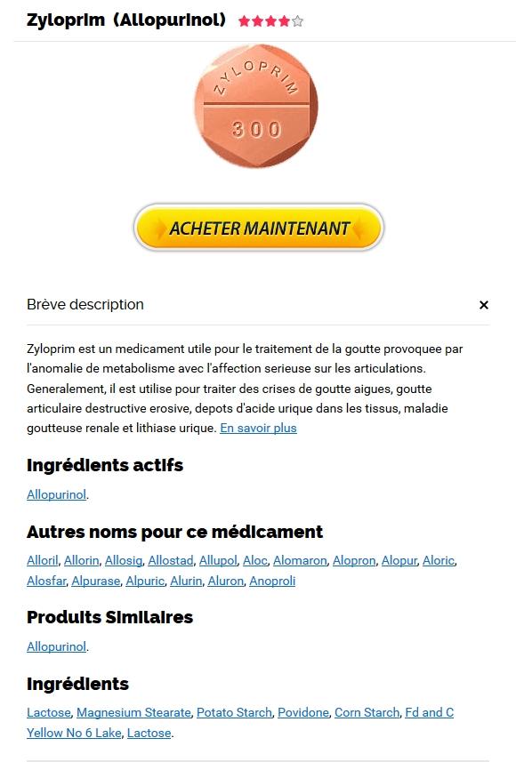 Acheter du vrai Zyloprim 300 mg en ligne / otravezwp.000webhostapp.com