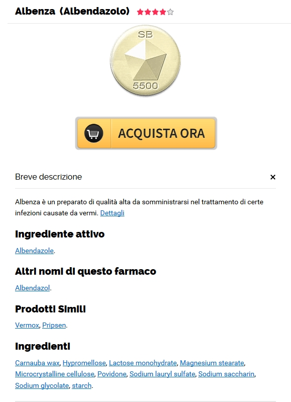 Dove Acquistare Il Marchio Albendazole Online – Sicuro E GARANTITO DI – Migliore farmacia ordinare Generics