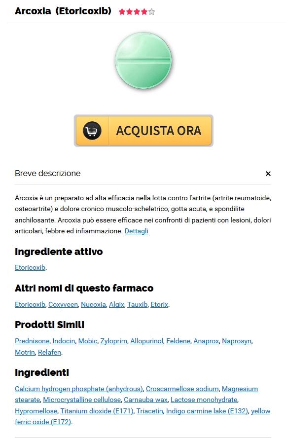 Migliori farmaci di qualità / Ordinare Etoricoxib Online Sicuro / spedizione Trackable