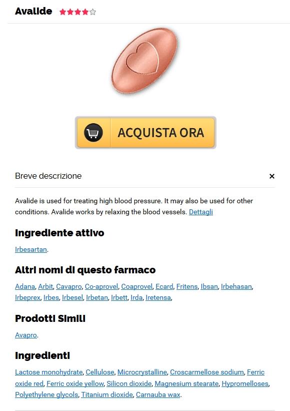 Ordinare Pillole Di Marca Avalide  * Posta Aerea consegna