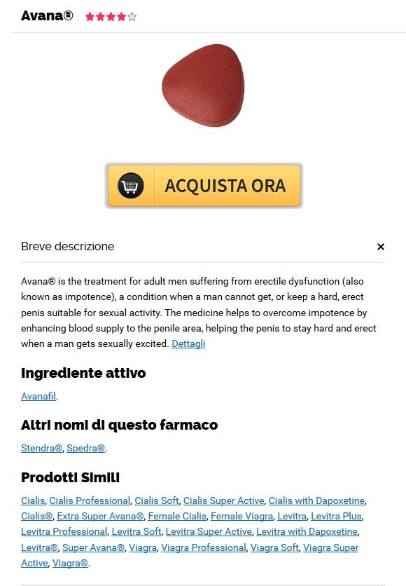 Farmacia online più sicura per Avanafil