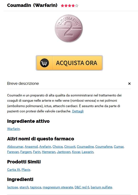 Comprare Il Prezzo Di Coumadin  – Più veloce Spedizione Stati Uniti – Certified Online Pharmacy