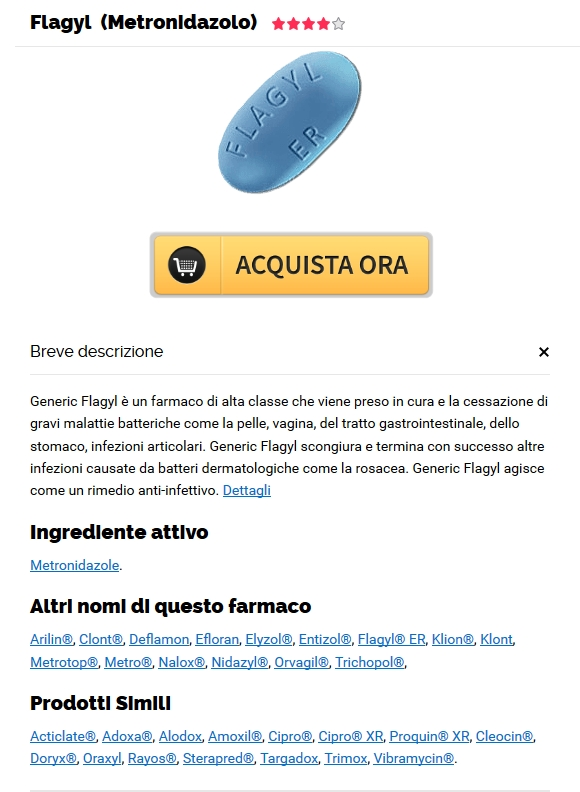 Acquista Flagyl Online