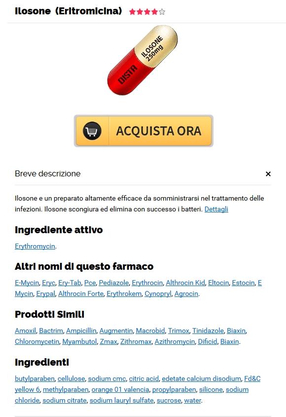 ilosone Pillole Di Ilosone Senza Prescrizione Medica * Miglior Inviato Online Pharmacy