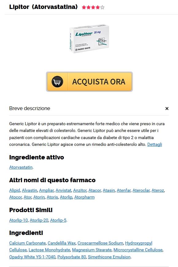 Lipitor A Buon Mercato In Sicilia – Miglior farmacia a comprare Generics – otravezwp.000webhostapp.com