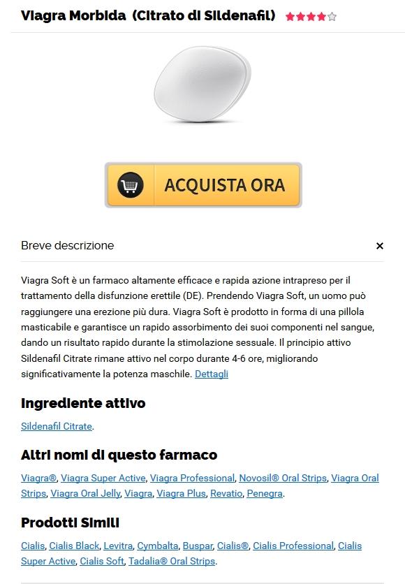 Viagra Soft 50 mg Generico Ordine Online