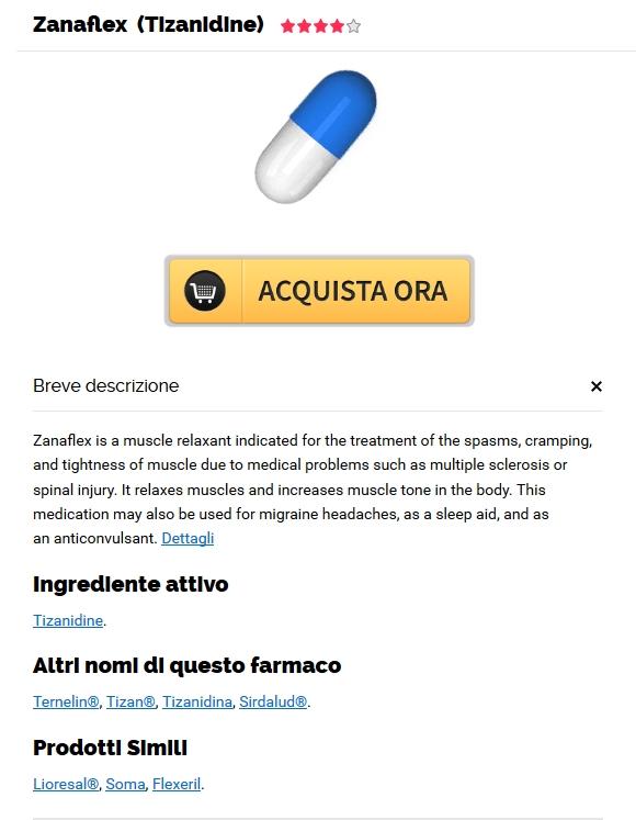 Tizanidine generico senza prescrizione – Spedizione in tutto il mondo – Fda Approvato Pharmacy
